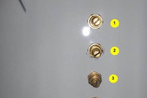 Regolatori di Flusso 1-2-3  (Detexomat speciale)